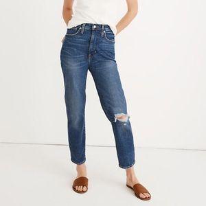 Madewell Mom Jeans